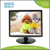 cheap 15 inch lcd monitors computer from factory directly with CE, RoHS