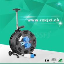 Children protection IP44 extension lead reel 230V industry multi-purpose cable reel