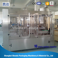 After-sales Service Provided Line for production and packing of alcohol