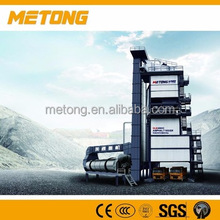 Automatic Bitumen Batching Machine Low Comsumption mobile asphalt mixing plant