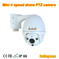 sony chipset mini ptz cameras speed dome ptz type waterproof IP 66 outdoor security camera manufacture,CE ,Rosh