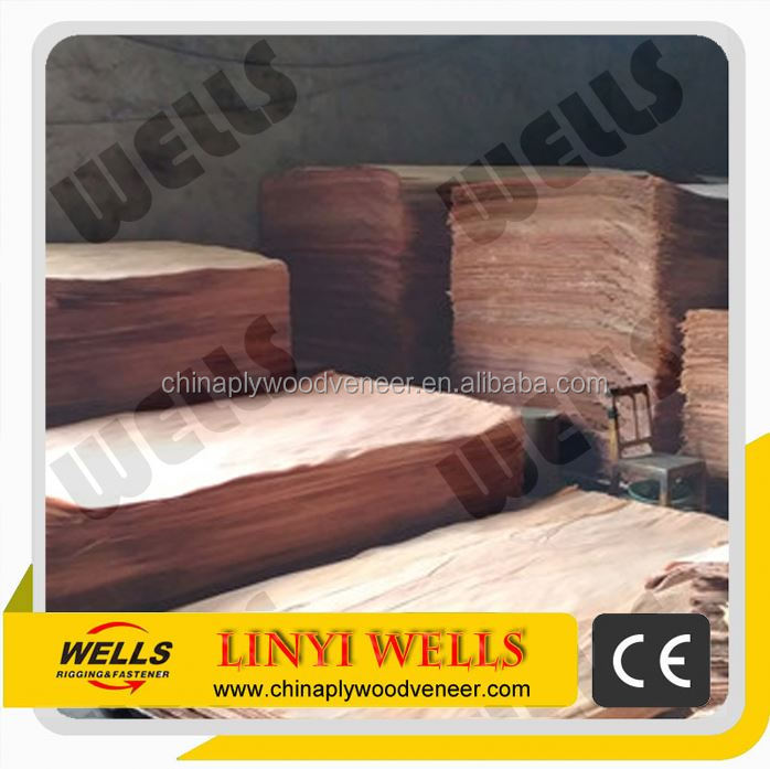WELLS factory sale promotion wenge wood veneer