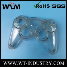 Replacment Chrome Joystick Shell For PS4 wireless Controller Housing Case