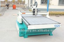 China CNC router for woodworking engraving with DSP control with CE