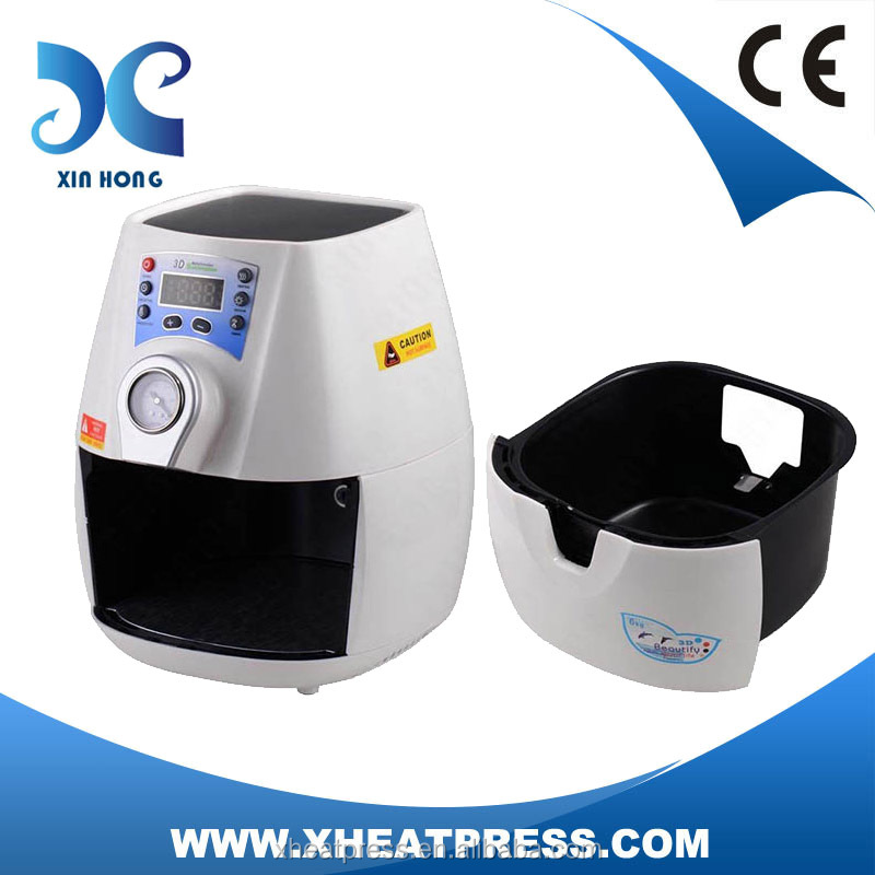 Hot Sale Mini Sublimation 3D Vacuum Heat Transfer Machine