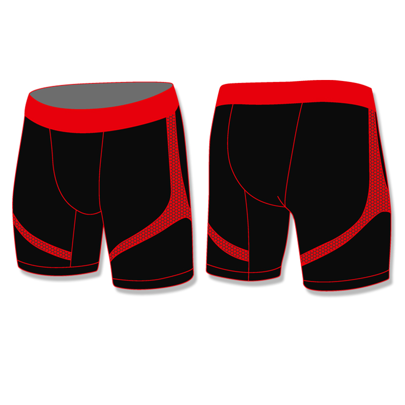 (Trade Assurance)compression short tights for men active sportswear