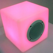 bluetoothing cube low factory price water show speaker