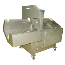 High quality frozen chicken meat slicer machinery beef meat processing