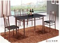 wood rustic mordern dining tables solid surface dining table