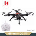 shantou chenghai toy 2.4g 6 axis 4ch rc quadcopter professional drone with hd camera