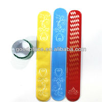 OEM factory supply custom design steel spring slap bands