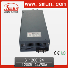 1200W 24V 50A Switched LED Power Supply S-1200-24