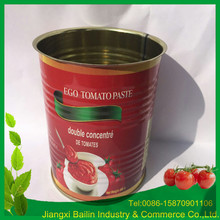 Green Food 400g*24tins Wholesale Canned Tomato Paste