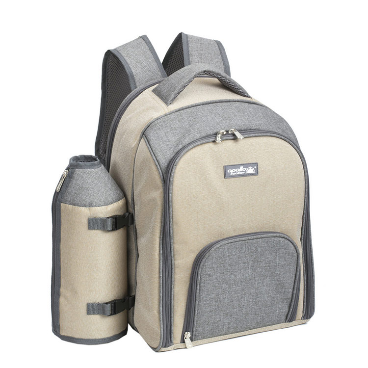 Newly designed large-size travel picnic backpack bag