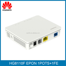 2017 grade one Huawei HG8110F GPON ONT modem with 1POTS+1FE