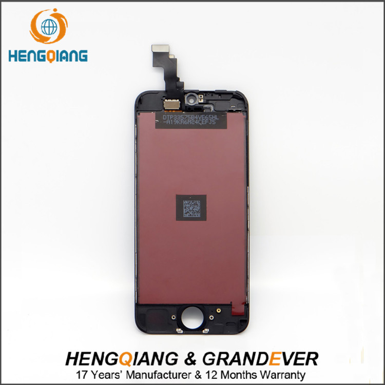 OEM high quality repair parts lcd display screen replacement for iphone 5c