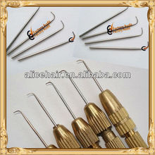 Accept PayPal wholesale hair extension tool ventilation needles
