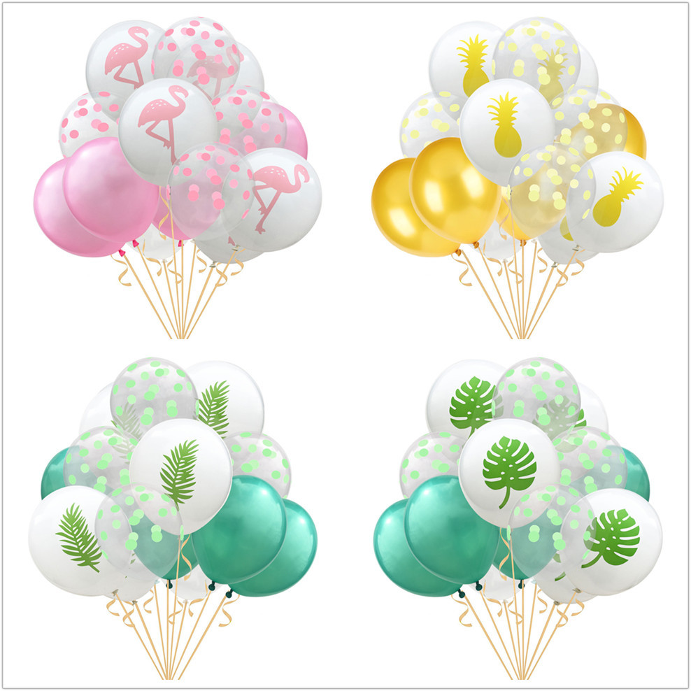 "Big Latex clear balloon with Confetti is for decoration,36"" 18"" 12"" Confetti Balloons"