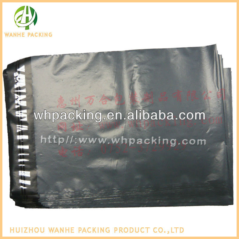 shipping envelope plastic black mailing bags