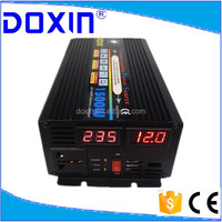 Extra-high quality ups power inverter/charger 1500w 3000w 12v 220v with digital meter