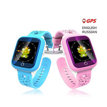 2017 Hot sell wholesale cheap children smart watch phone DS28 telephone SOS gps tracker kids smart watch for ios and android