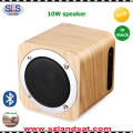 2016 top selling products in alibaba bamboo wooden bluetooth outdoor speaker wood with fm radio for mobile phones BSW18