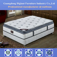 queen size box import cotton hotel beds and mattress
