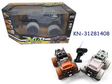 2017 newly 1:16 Mud off road rc car with light and rechargable battery