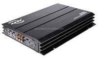 Mosfet 75W 4 Channel Car Amplifier With Good Reviews