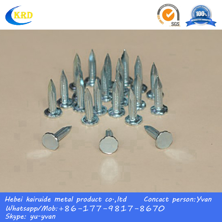 Wholesale different concrete nails size with best price
