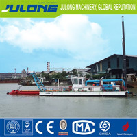 3500 CBM non-self propelled low price hydraulic cutter suction dredger sale