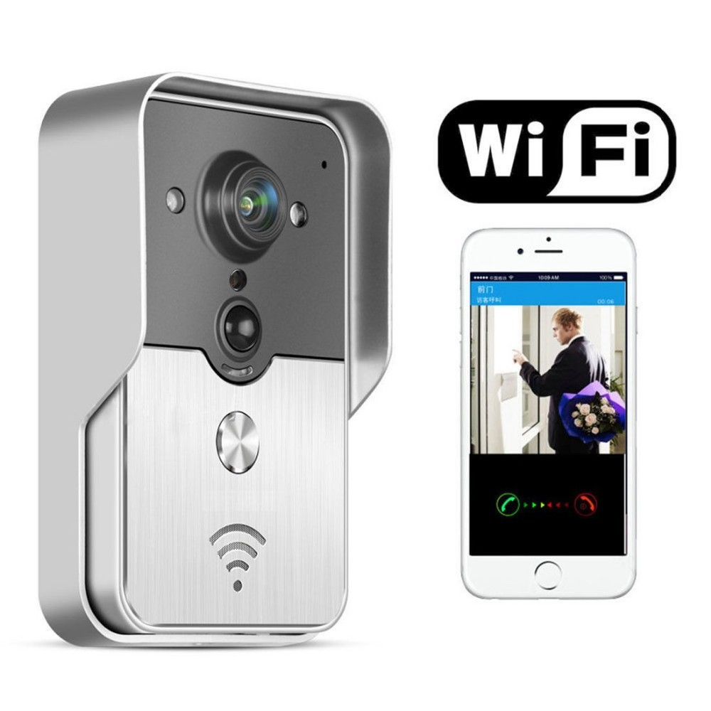 Wireless Wifi Waterproof Intercom Door Phone Doorbell
