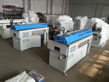 Sawmill sliding table saw used in furnitury factory