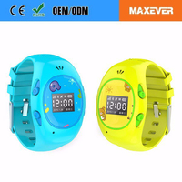 GPS Time Positioning And Small Size Watch Gps Tracker Kids