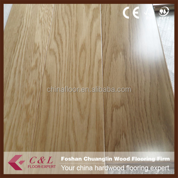 Oak Veneer Art Parquet Wood Floor