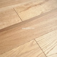 natural oiled oak water resistant wood flooring