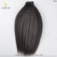 2015 Long Lasting Full Cuticle 100% Virgin Top Grade Soft Remy afro product