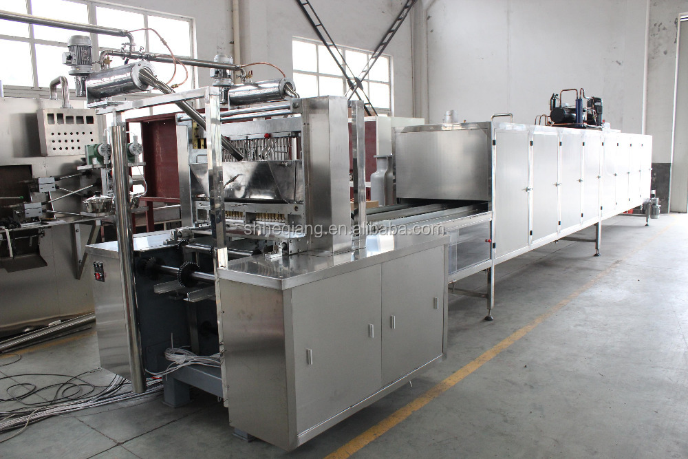Factory direct sale food confectionery mini hard candy machine, lollipop candy making machine