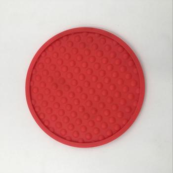 Factory Price Japan Granny PVC Coaster or Wine Coaster