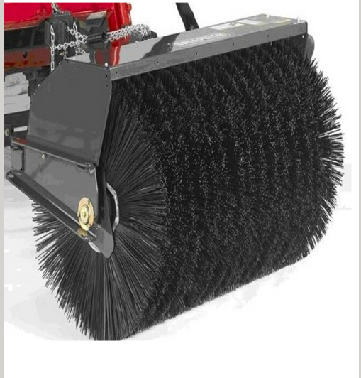 Road Or Snow Cleaning Rotary Brush Road Wafer Brush