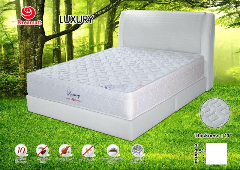 11 inch spring mattress - Malaysia - Jozy Mattress | Jozy.net
