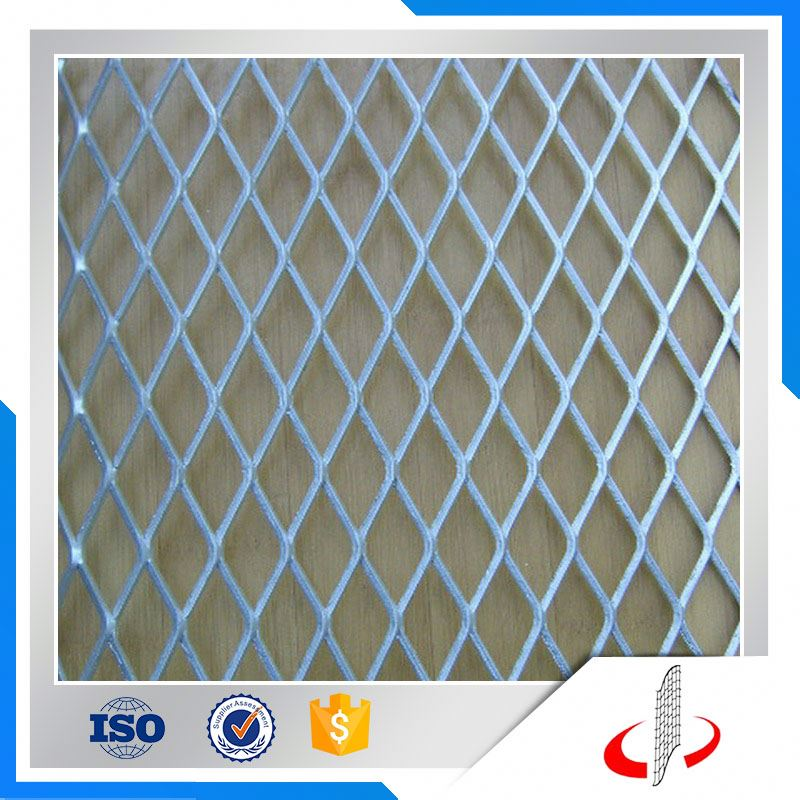 Different Sizes Decorative Expanded Metal Mesh