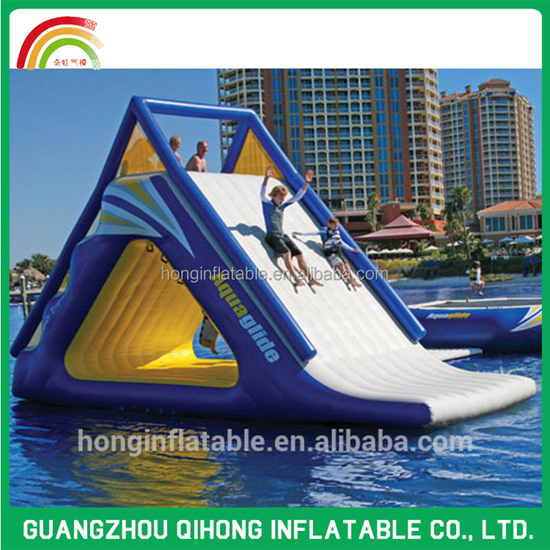Hot Selling High-Ended Giant Inflatable Water Slide For Adult