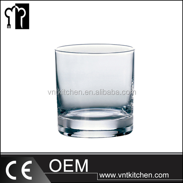 Wholesale Hight quality Rock tumbler whisky glass/whiskey drinking glasses/color drinking glass