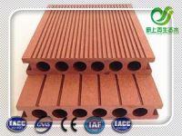 High Quality Waterproof WPC hardwood Flooring with CE Certification
