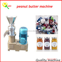 Stainless steel peanut butter Colloid Mill/Peanut Butter Grinder/Sesame paste making machine