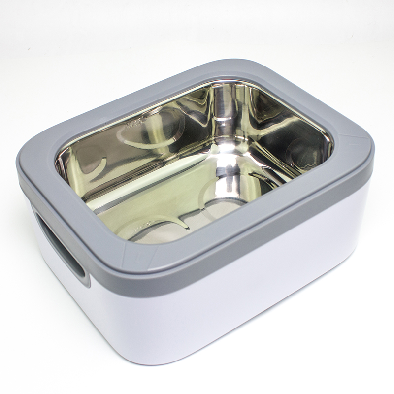 High frequency automatic nail tool ultrasonic vibration cleaner
