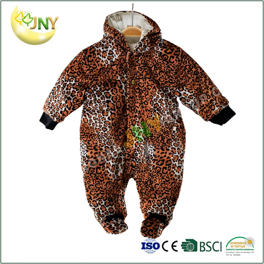 High Quality Children Winter Clothing/Baby Romper