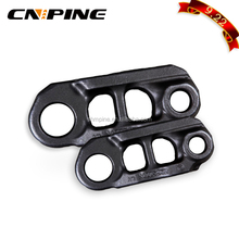 PC40-7 SK45 PC50-7/8 Track Chain Link Section for Excavator and Bulldozer Track Conveyor Rails in Undercarriage Spare Part