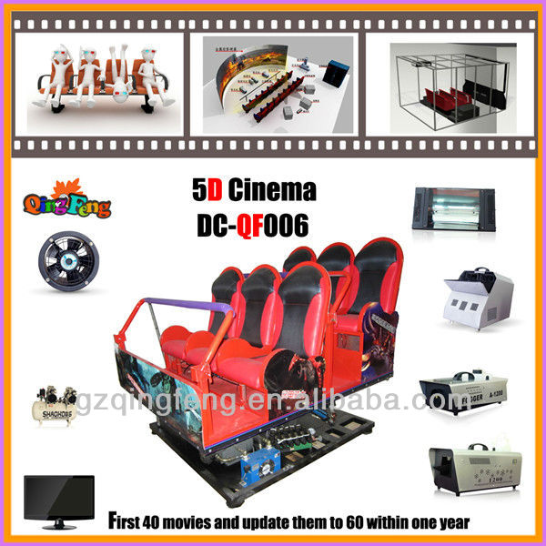 Good news! Amazing 3d/4d/5d/6d theater chair for sale